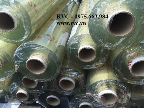 cuộn màng nhựa pvc dẻo